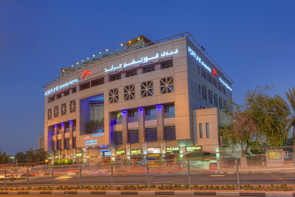Fortune hotels dubai fortune grand hotel deira for Nice hotels in dubai