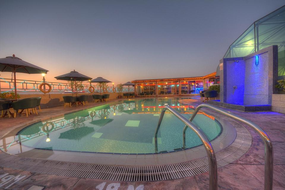 Fortune Hotels Dubai Fortune Grand Hotel Deira Dubai