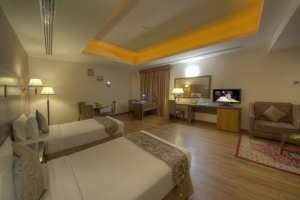 Executive Suite Twin Room (4)