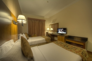 Executive Suite Twin Room