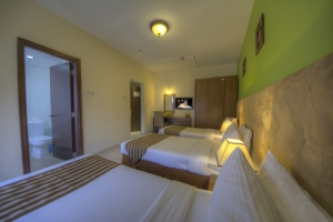 Standard Triple room (3)